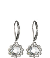 Sam Edelman - Girl's Club Oval Pave Drop Earrings