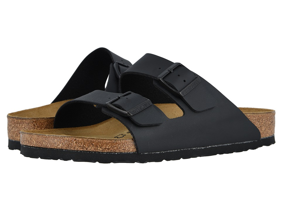 Birkenstock - Arizona - Birko-Flor (Black Birko-Flor) Sandals