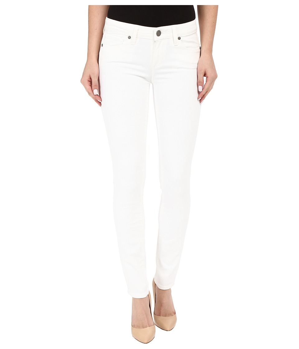 Paige - Skyline Ankle Peg in Optic White (Optic White) Womens Jeans