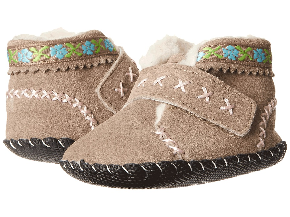 pediped Rosa Original (Infant) (Gingersnap) Girl's Shoes