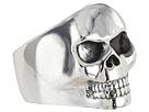 King Baby Studio Small Classic Skull Ring Size