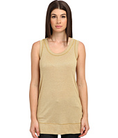 LOVE Moschino - Metallic Sleeveless Tunic