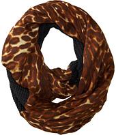 LAUREN Ralph Lauren - Leopard Infinity Loop Scarf