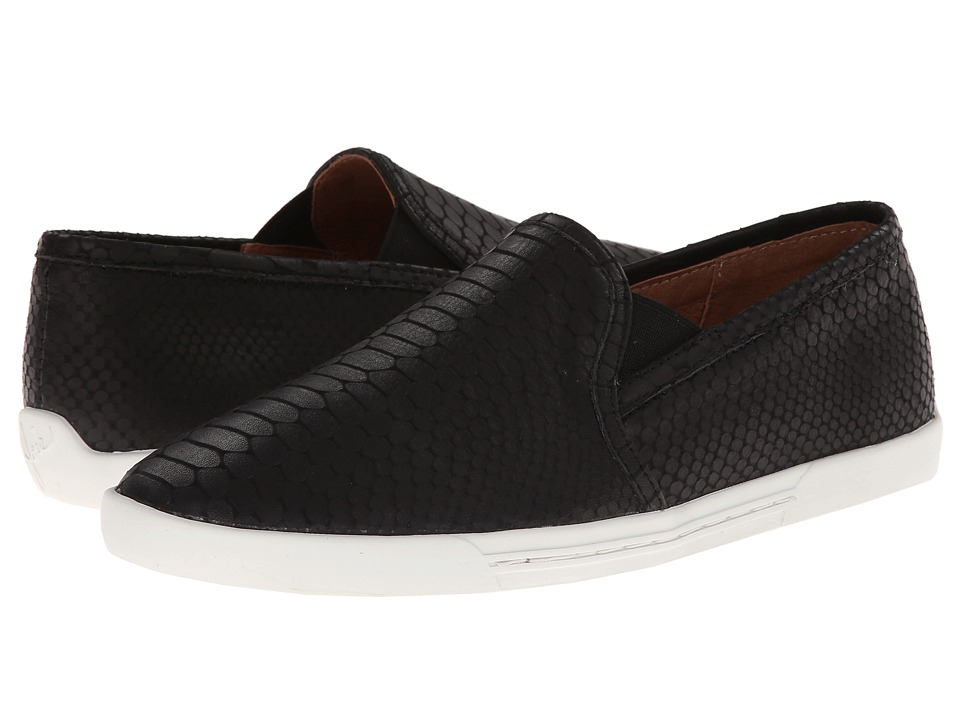 Joie - Kidmore (Black) Womens Slip on  Shoes