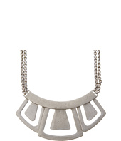 The Sak - Hinged Metal Geo Necklace