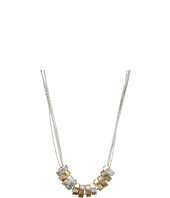 The Sak - Multi Ring Slider Necklace