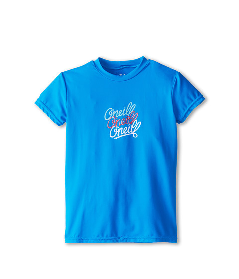 O'Neill Kids Skins S/S Rash Tee (Little Kids/Big Kids)