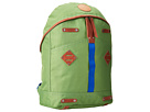 Will Leather Goods - Give Will Large Backpack (Lime Green) - Bags and Luggage