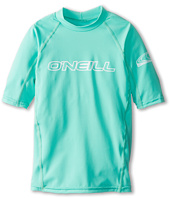 O'Neill Kids - Basic Skins S/S Crew (Little Kids/Big Kids)
