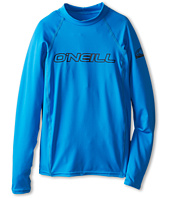 O'Neill Kids - Basic Skins L/S Crew (Little Kids/Big Kids)