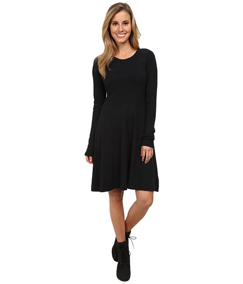 FIG Clothing - Louisville Dress (Black) Women's Dress