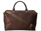 Lipault Paris 18 Weekend Satchel (Espresso)