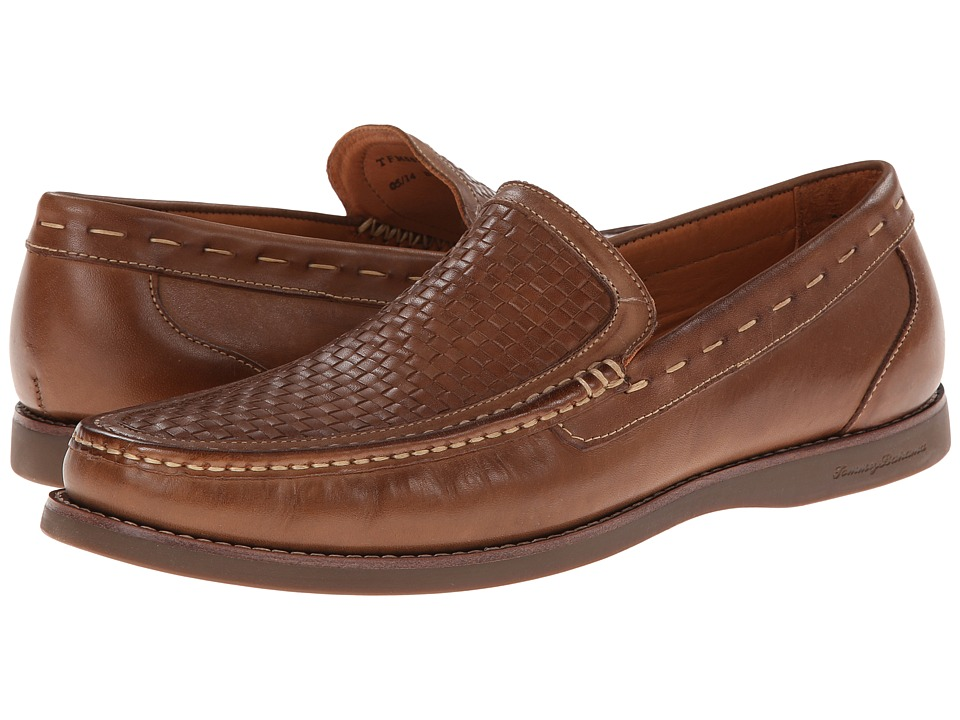 Tommy Bahama - Brooks Woven Slip-On (Wood) Men