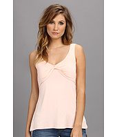 Christin Michaels - Leea Draped Sleeveless Top