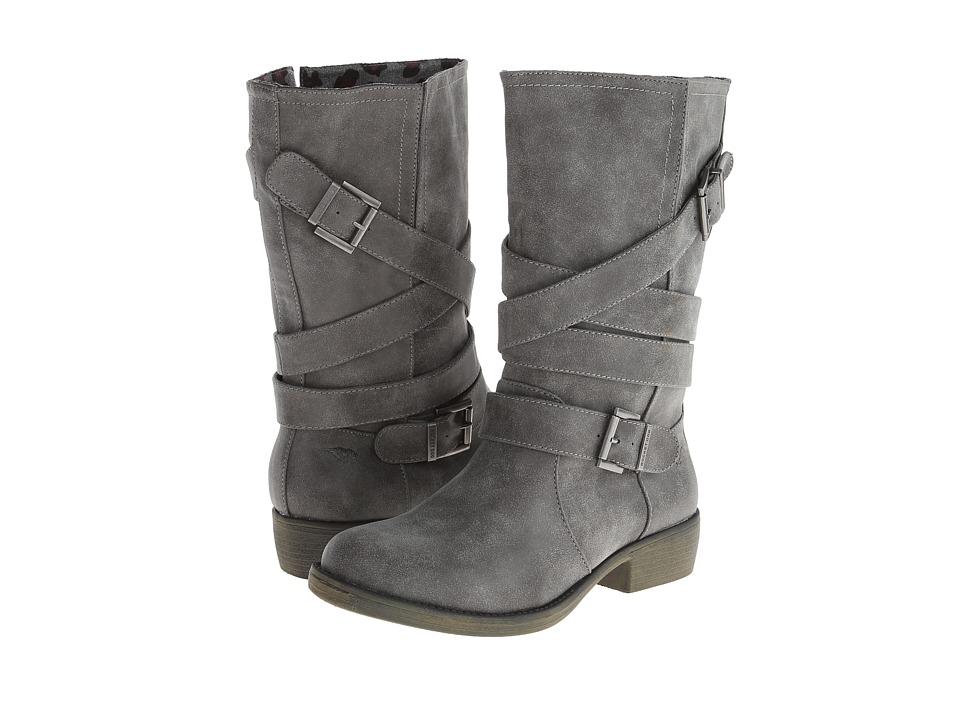 Rocket Dog Truly Charcoal Mclaren Womens Boots