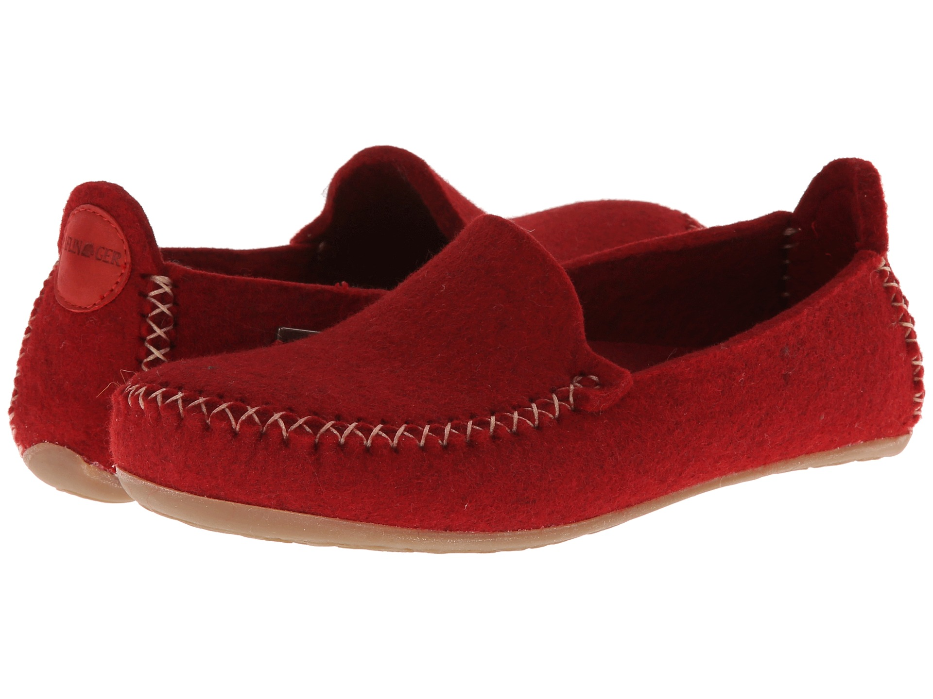 Haflinger Moccasin Chili - Zappos.com Free Shipping BOTH Ways