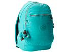 Kipling Challenger II Backpack (Breezy Turquoise)