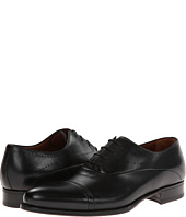a. testoni - Nero Lux Calf Oxford