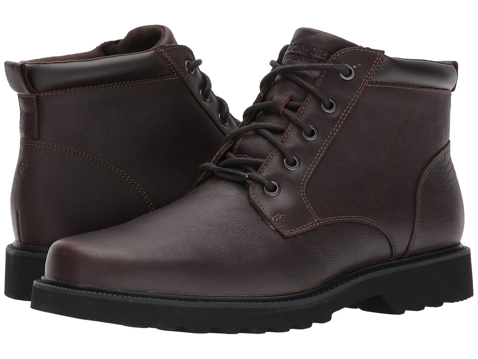 Rockport - Northfield Waterproof Boot (Chocolate) Mens Boots