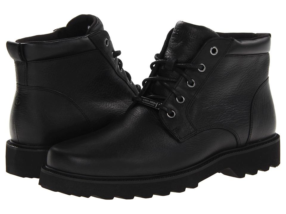 Rockport Northfield Waterproof Boot (Black) Men's Boots