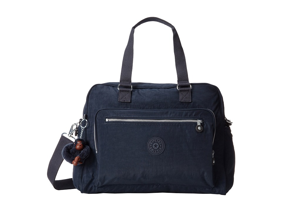 Kipling Alanna Baby Bag True Blue Handbags