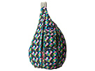 KAVU Rope Bag (Forest Hive)