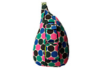 KAVU Rope Bag (Earth Dot)