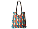 KAVU Market Bag (Phoenix Feather)
