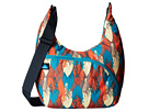 KAVU Singapore Satchel (Phnx Feather)