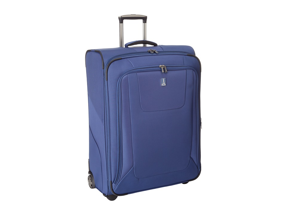 Travelpro Maxlite 3 28 Expandable Rollaboard Blue Handbags