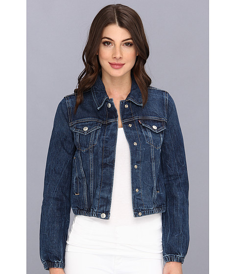 Sale alerts for Levi's® Cinched Trucker No FFC - Covvet