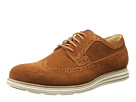 Cole Haan - Lunargrand Long Wing (Tan/Chocolate Truffle)