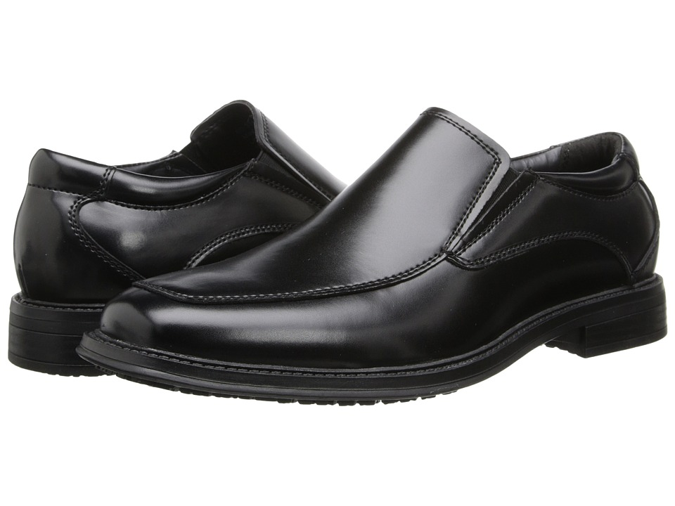Dockers - Geary Moc Toe Loafer (Black) Mens Slip on  Shoes