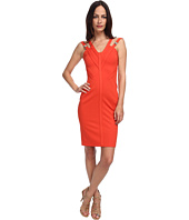 Versace Collection - Double Strap Jersey Dress