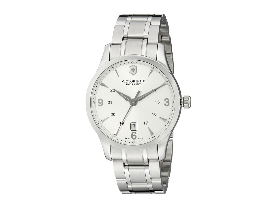 Victorinox Alliance Swiss Silver Dial 1 Watches