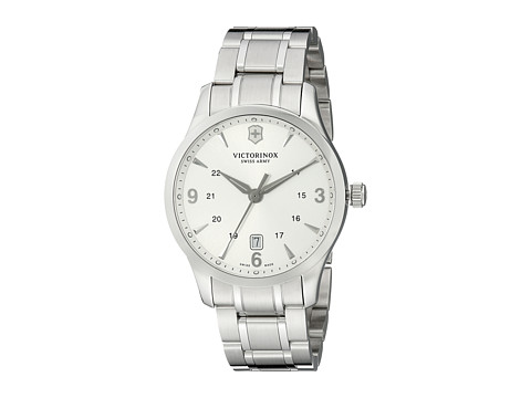 Victorinox Alliance Swiss - Silver Dial 1