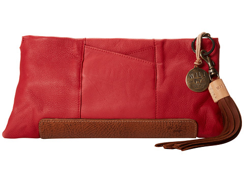 Will Leather Goods Isabel Clutch