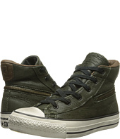 Converse by John Varvatos - All Star Zip Scratched Leather