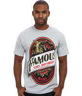 Famous Stars & Straps  Goat Label S/S Tee  image