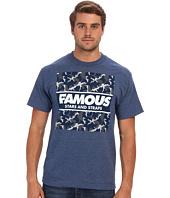 Famous Stars & Straps  Camo Box S/S Tee  image