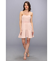 Rebecca Taylor - Strapless Cloque Dress