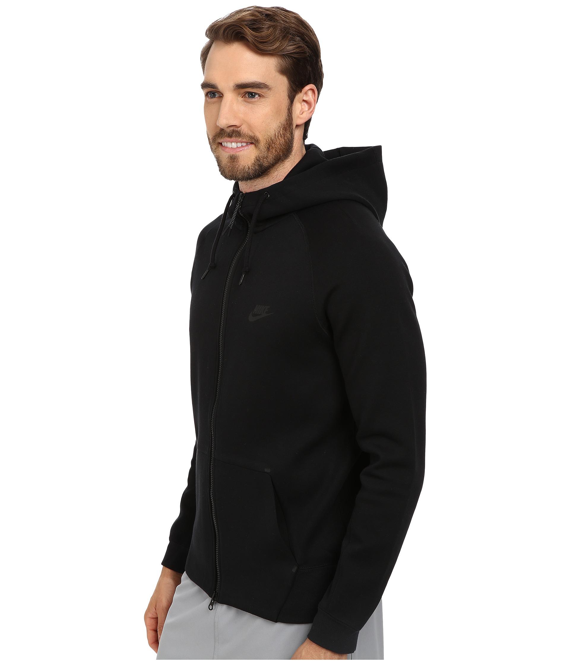 nike tech fleece aw77 1 0 full zip hoodie. Black Bedroom Furniture Sets. Home Design Ideas