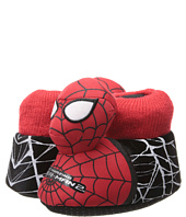 Favorite Characters - Ultimate Spiderman Sock Top Slipper 1SPF231 (Toddler/Little Kid)