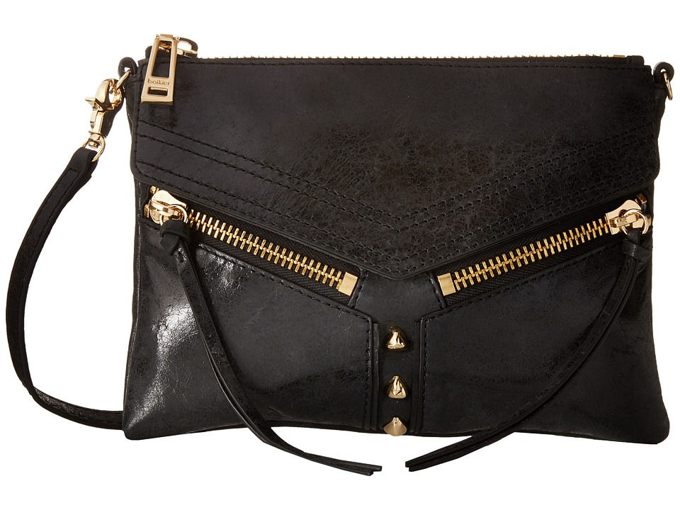 Botkier - Trigger Xbody (Black) Cross Body Handbags