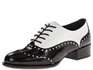 1950s Style Black and White Saddle Shoes for Sale