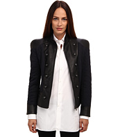 Pierre Balmain - Quilted Leather Jacket