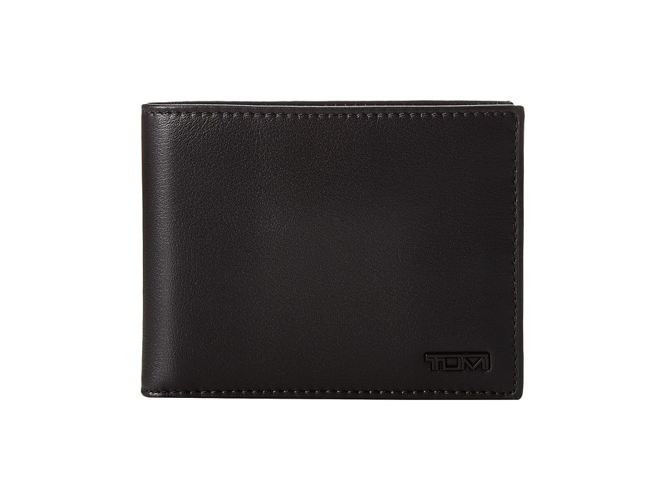 Tumi - Delta - Global Double Billfold w/ID Lock