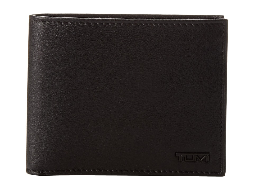 Tumi - Delta - Global Removable Passcase ID (Black 1) Wallet