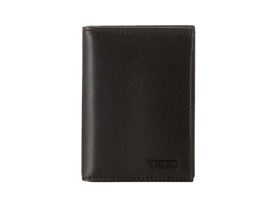 Tumi - Delta - L-Fold ID (Black 1) Wallet