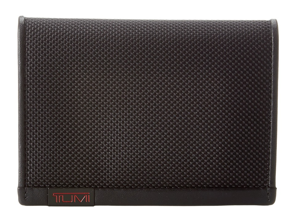 Tumi - Alpha - L-Fold ID (Black) Wallet